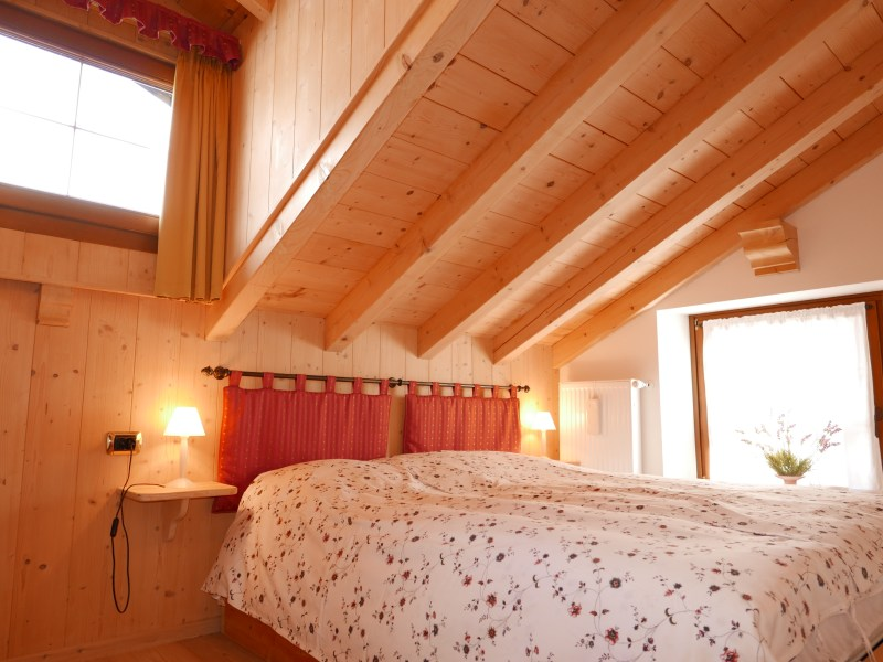 Sasso Bianco –  2 to 4 people bedroom