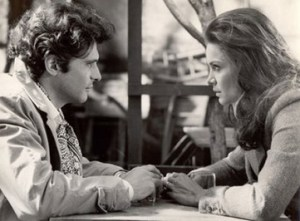 Florinda Bolkan e Tony Musante in Anonimo Veneziano