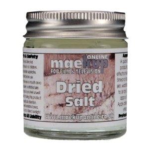 Liquido per effetto disidratato Dried Salt di Maekup