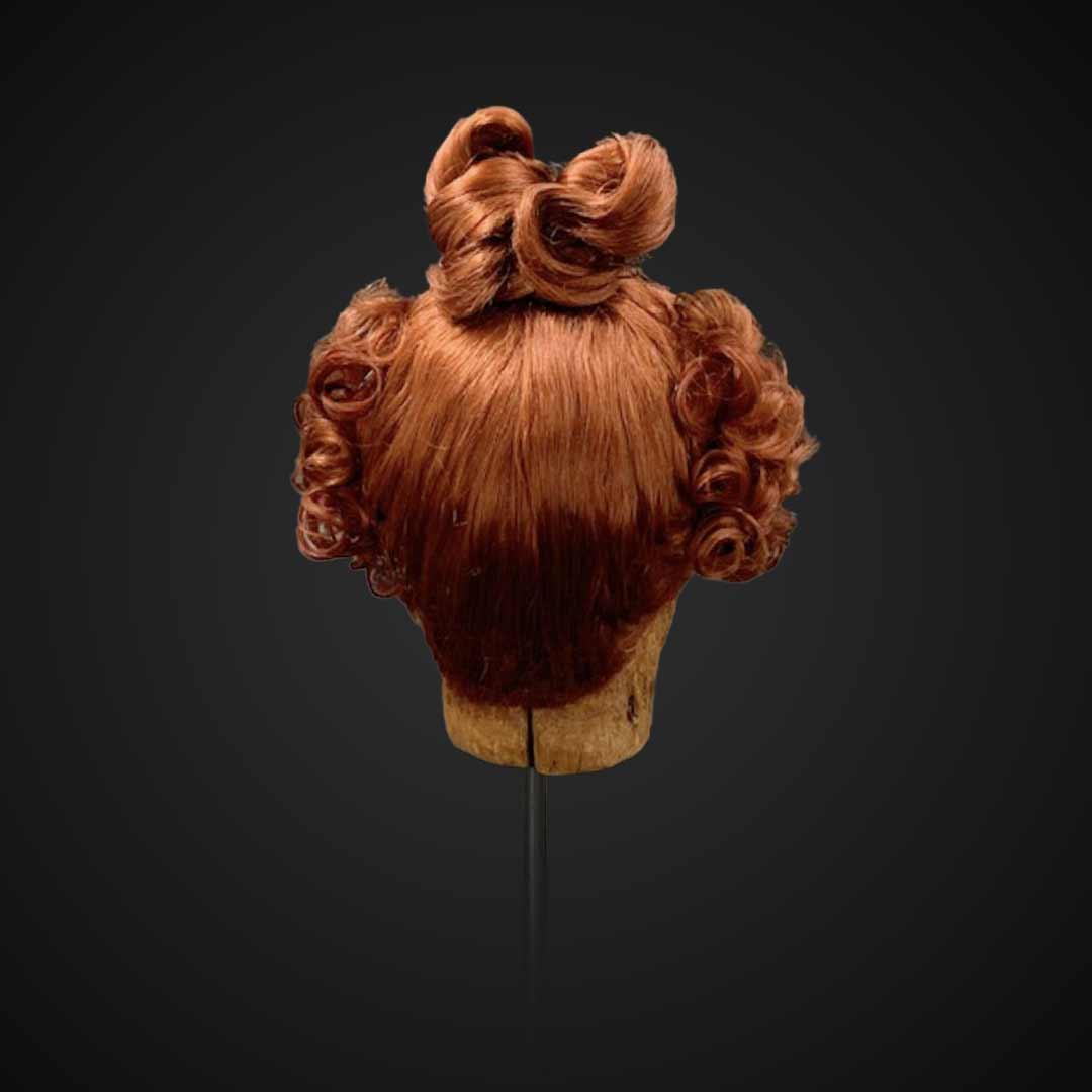 Parrucca stile vittoriano
