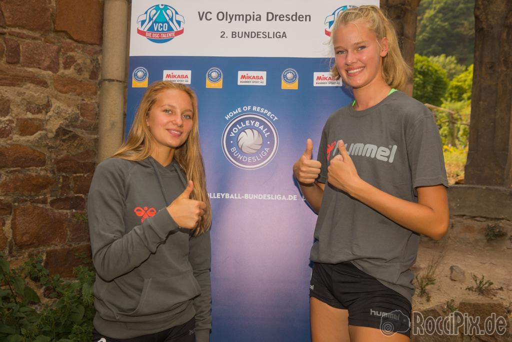 Patricia Nestler und Camilla Weitzel 2  RocciPix