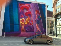 Cool graffiti in Providence RI
