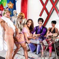 XXX Fucktory - La Parodia Italiana Style, Scene # 03 - Henessy, Omar Galanti