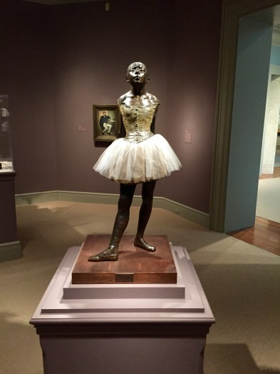 Degas dancer!