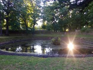 Reflecting at Mt. Hope