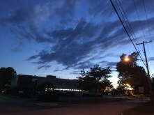 Night sky on Humboldt