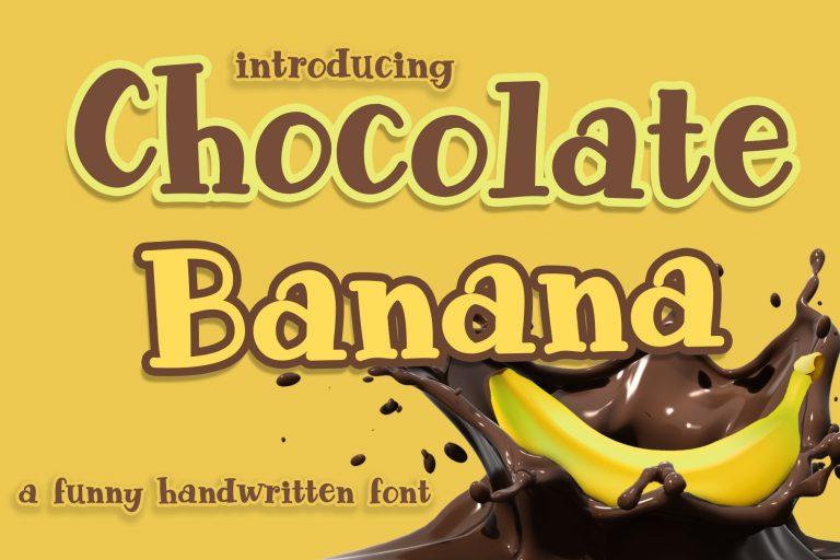 Preview image of Chocolate Banana