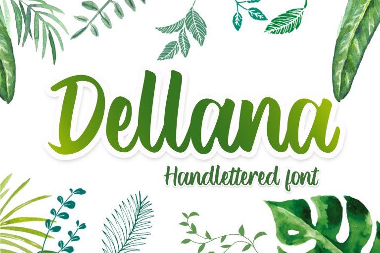 Dellana Handwritten