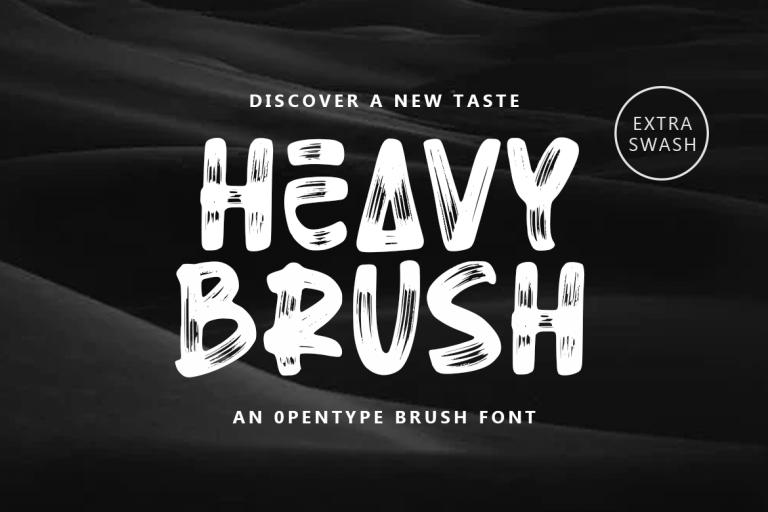 Heavy Brush