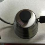 コーヒーケトル(ハリオ V60)を買いました。