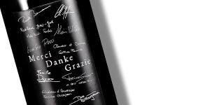 Magnum courrier du vin suisse