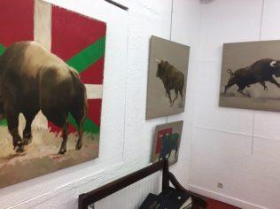 Roche Gardies peintre à la galerie Doublet à Avranches_0331