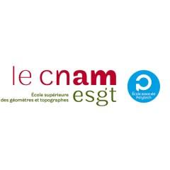 CNAM ESGT, école supérieure des géomètres et topographes