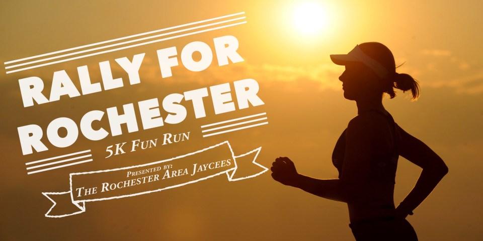 Rally for Rochester fun run