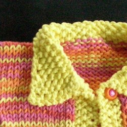 MFCrafts Baby Girl Knit Sweater