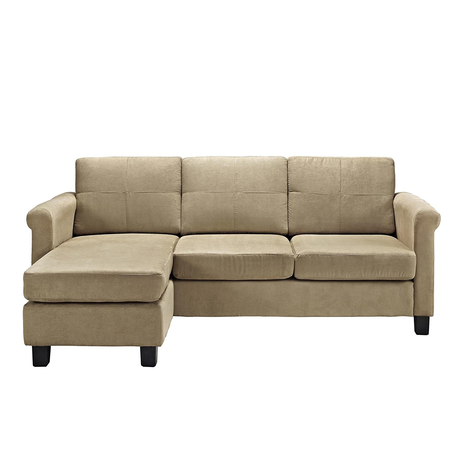 sofas for small es chic sofa table configurable sectional dorel living