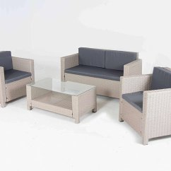 Quality Sofas For Less Dimensions Of A Queen Sofa Bed Large 4 Pc Modern Beige Rattan Wiker Set Outdoor