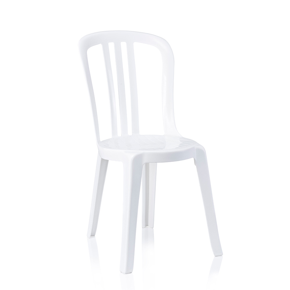 White Bistro Chairs Bistro Chair
