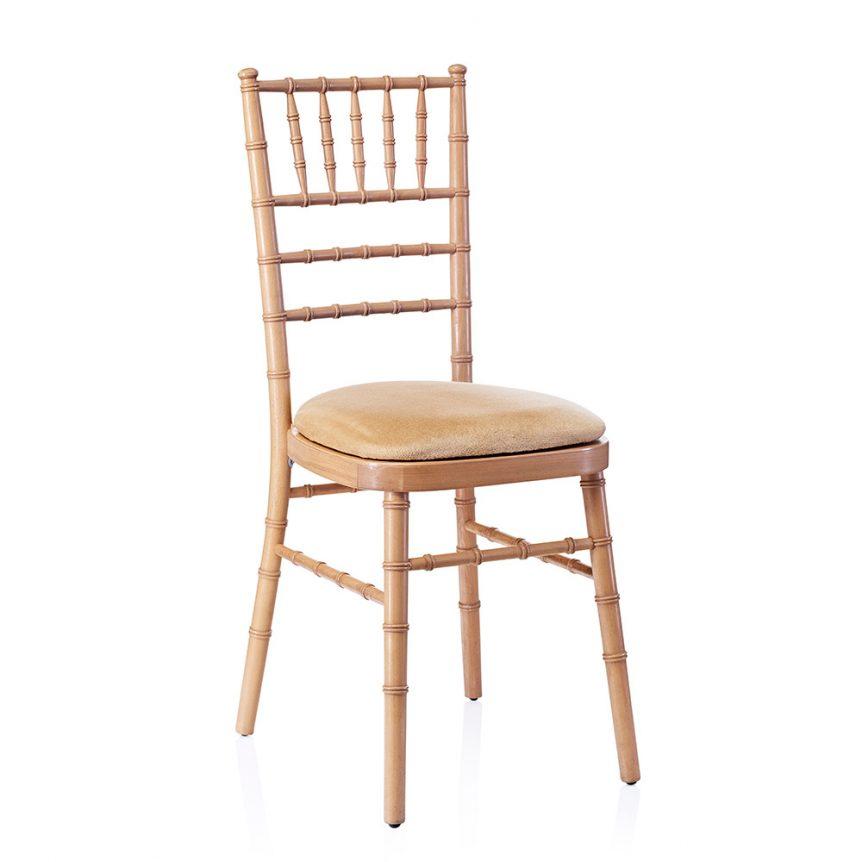 limewash chiavari chairs wedding hanging chair cushion hire dorset devon somerset event a natural with an ivory seat pad