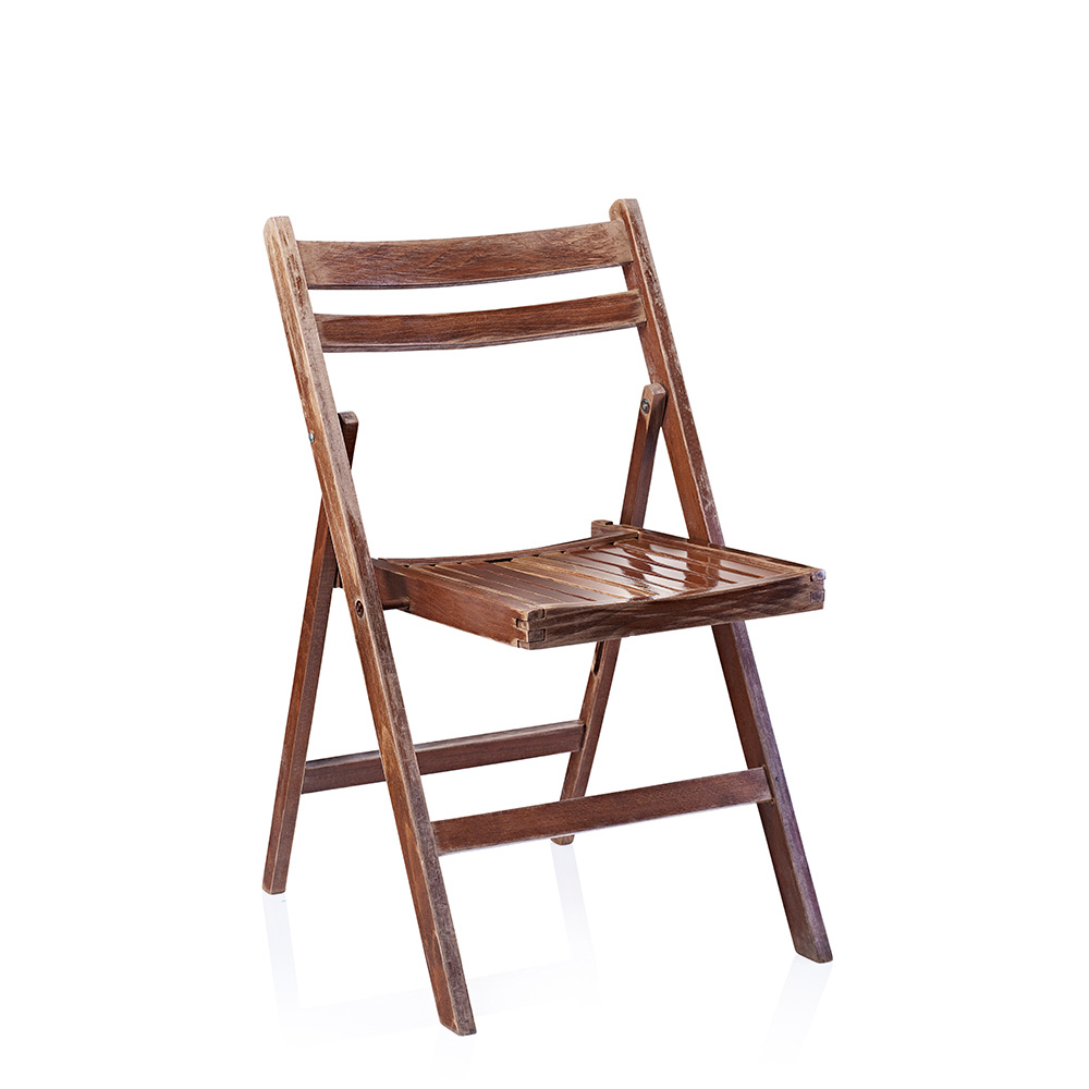 Wooden Folding Chair Hire Dorse  Devon  Somerset