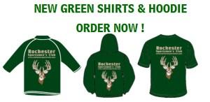 RSC Green Shirts