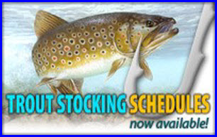 Fish Stocking Schedule