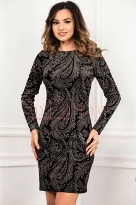 rochii negre de catifea ieftine