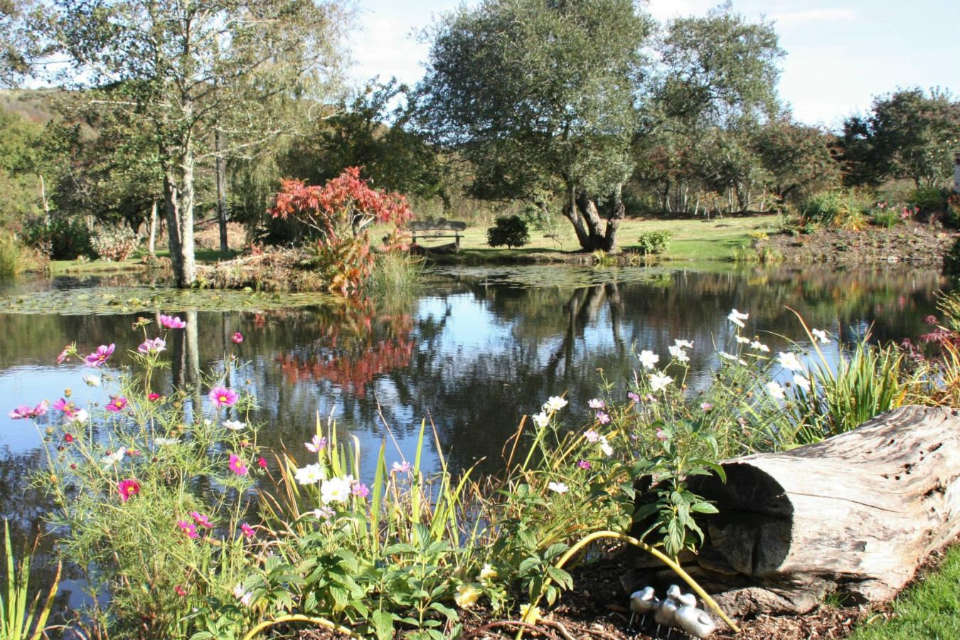 Granary Gardens at Roch Mill, Newgale, Pembrokeshire