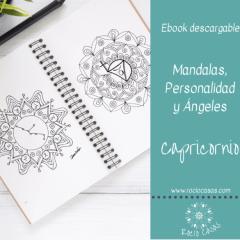 Mandalas, Personalidad y Ángeles CAPRICORNIO