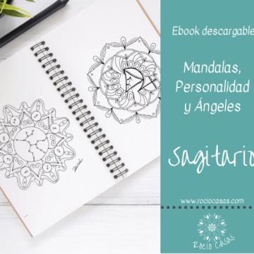 Mandalas, Personalidad y Ángeles SAGITARIO