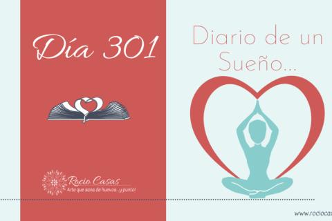 Diario de Agradecimiento Día 301