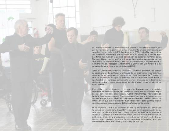 Booklet Design: Rocio Valenzuela (page 5)