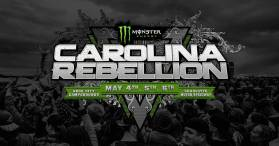 New music festival to replace Carolina Rebellion in Spring of 2019.