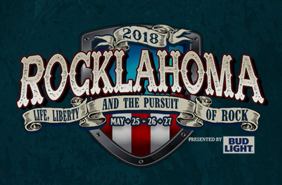 Rocklahoma Lineup Announced