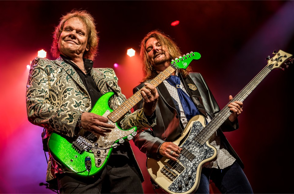 Styx Headlines United We Rock Tour in Tampa, FL