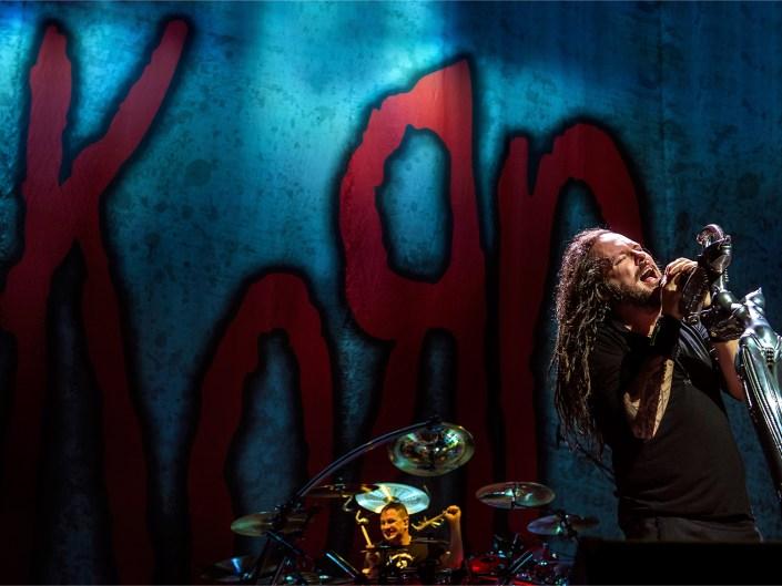 Korn on Nocturnal Underground Tour in Tampa