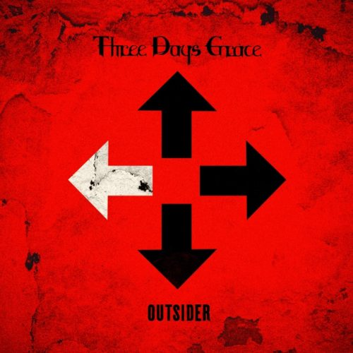 Three Days Grace release 'Outsider' and hit 13th #1 single