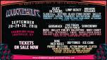 Louder Than Life 2018 Music Festival Lineup