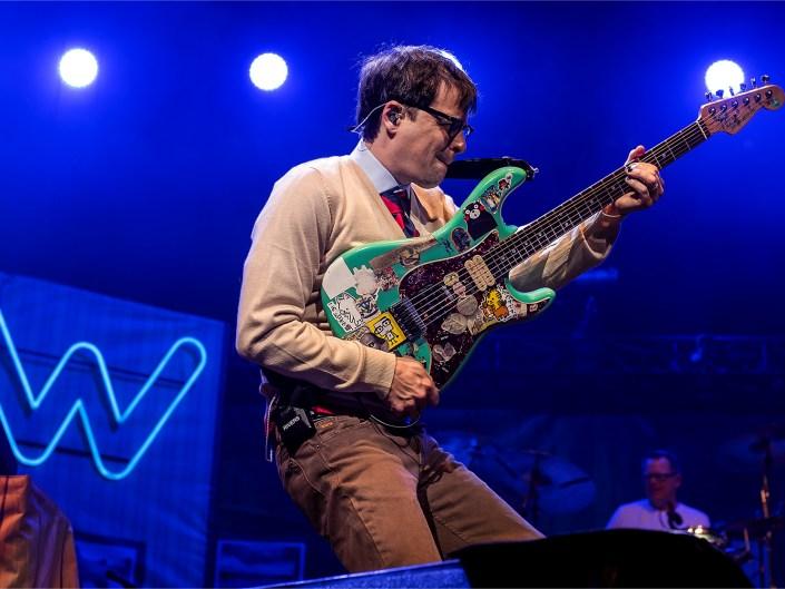 Weezer on Summer Tour 2018