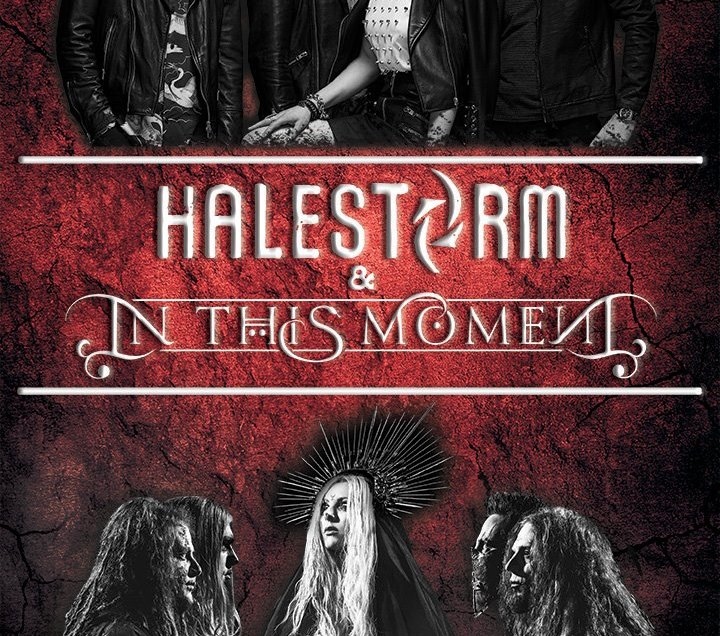 Halestorm, In This Moment announce third leg of tour