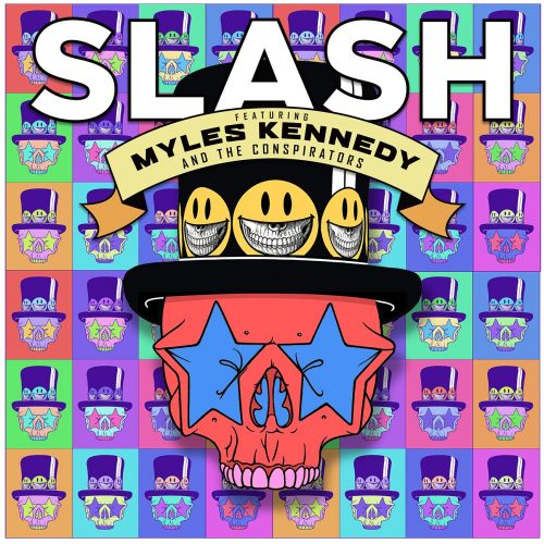 Slash ft. Myles Kennedy & The Conspirators announce 'Living The Dream'