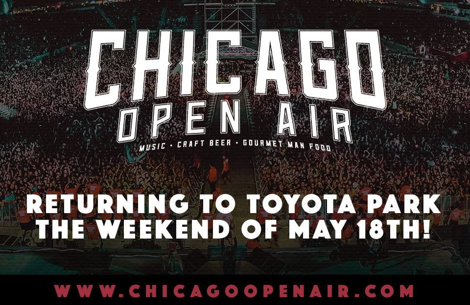 Chicago Open Air festival to return in 2019