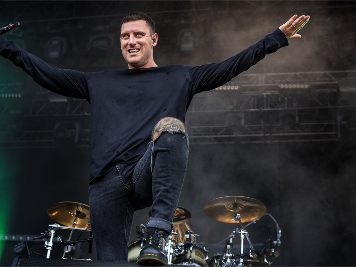 Parkway Drive at Welcome to Rockville 2018