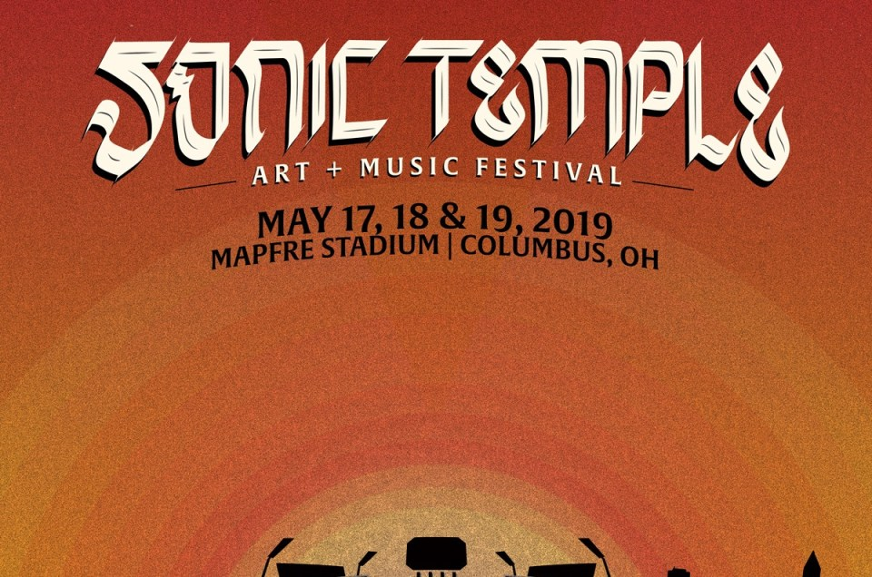 New Sonic Temple Art + Music Festival Announced for 2019