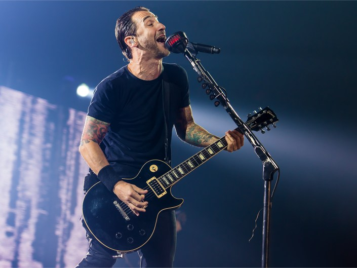 Godsmack at Greensboro Coliseum