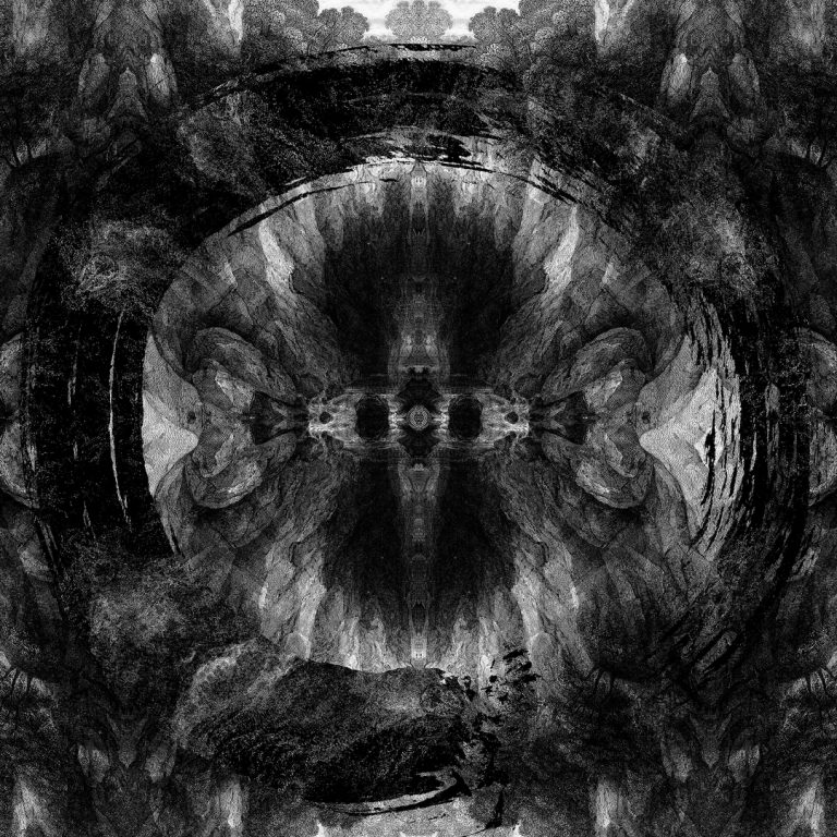 Architects 'Holy Hell' album cover.