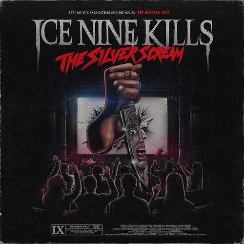 Ice Nine Kills The Silver Scream album cover.