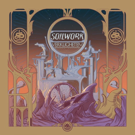 Soilwork reveals details of 11th record 'Verkligheten'
