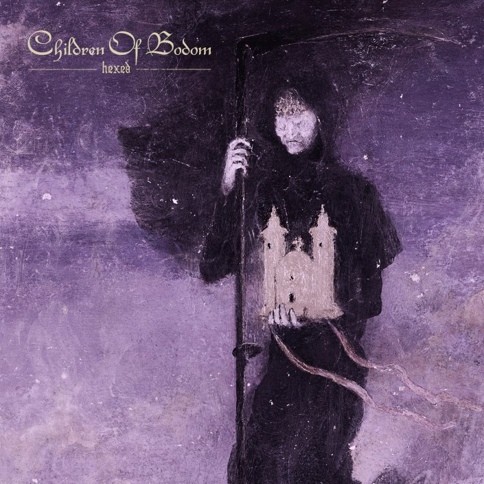 Children of Bodom release details for new album 'Hexed'