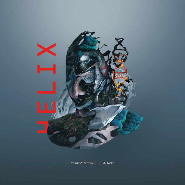 Japan rock band Crystal Lake have signed to SharpTone Records and announced their new album 'Helix'.